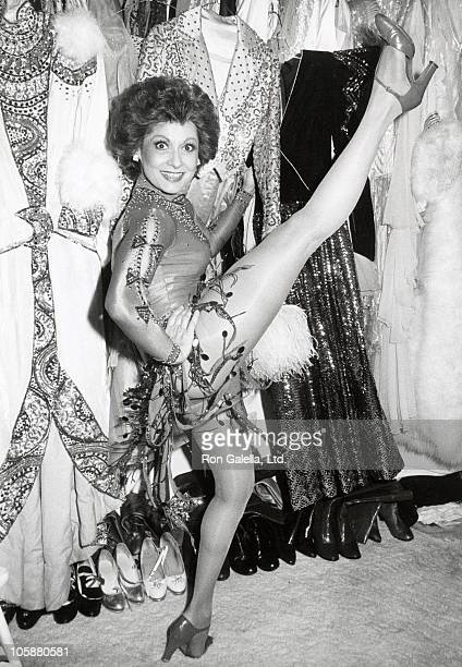 Carol Lawrence during Exclusive Photo Session at Carol Lawrence's Beverly Hills Home at Carol Lawrence's Beverly Hills Home in Beverly Hills...