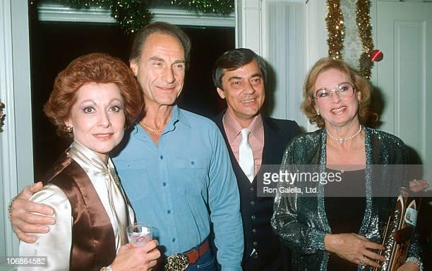 Carol Lawrence Sid Caesar Greg Guygus and Caesar's wife