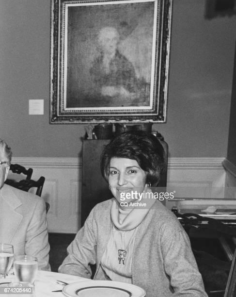 Carol Laxalt wife of Sen Paul Laxalt