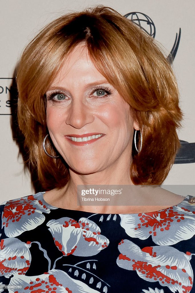 Carol Leifer attends the 64th primetime Emmy Awards writers' nominee reception at Academy of Television Arts & Sciences on September 20, 2012 in North Hollywood, California.