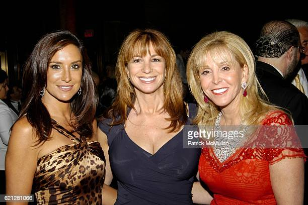 Carol Rome Jill Zarin and guest attend Edwin Gould Services For Children and Families Welcomes you to The ARTRAGEOUS Gala at Cipriani Wall Street on...