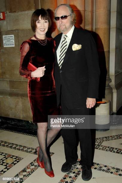 Carol Ryan and Ed Victor attend GUILD HALL ACADEMY of the ARTS LIFETIME ACHIEVEMENT AWARDS at Cipriani 42nd Street on March 2 2009 in New York City