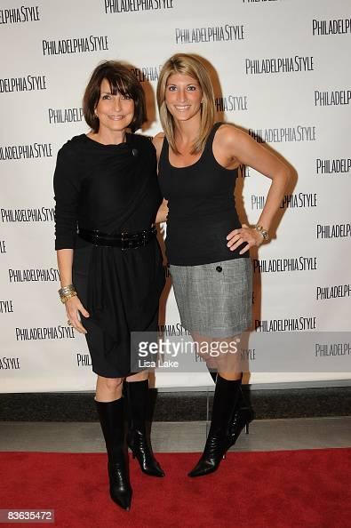 Carol Tinari and Nina Tinari...