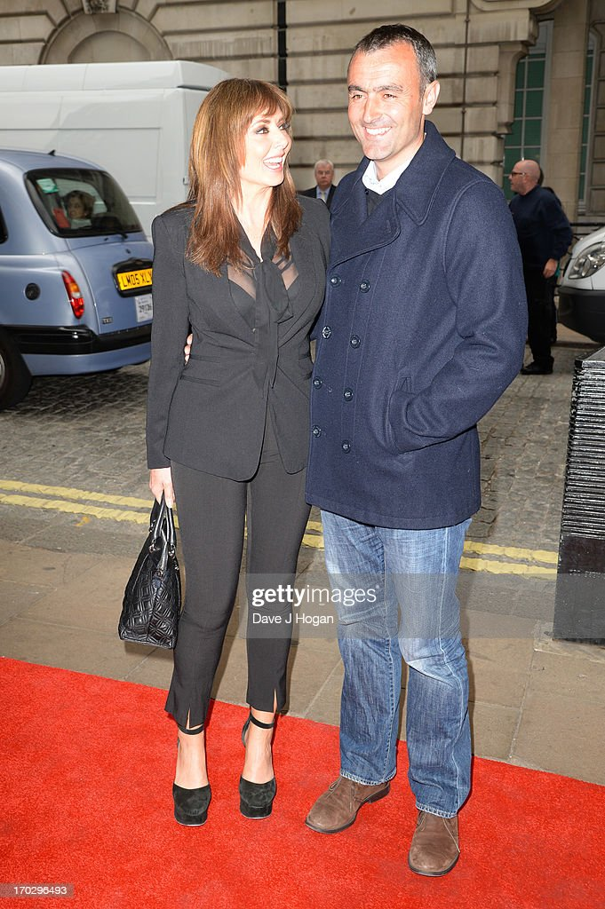 <a gi-track='captionPersonalityLinkClicked' href=/galleries/search?phrase=Carol+Vorderman&family=editorial&specificpeople=209224 ng-click='$event.stopPropagation()'>Carol Vorderman</a> and Graham Duff attend a gala screening of 'Summer In February' at The Curzon Mayfair on June 10, 2013 in London, England.