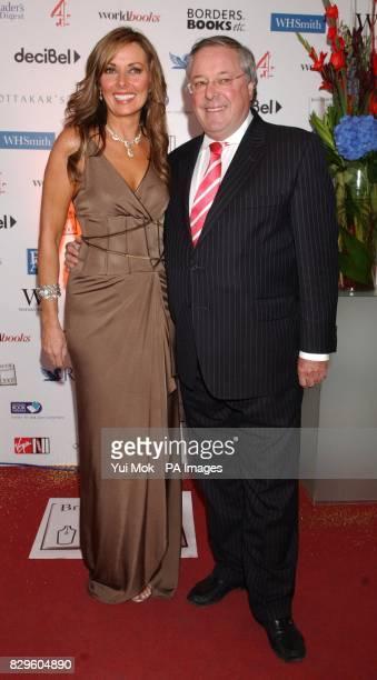 Carol Vorderman and Richard Whiteley