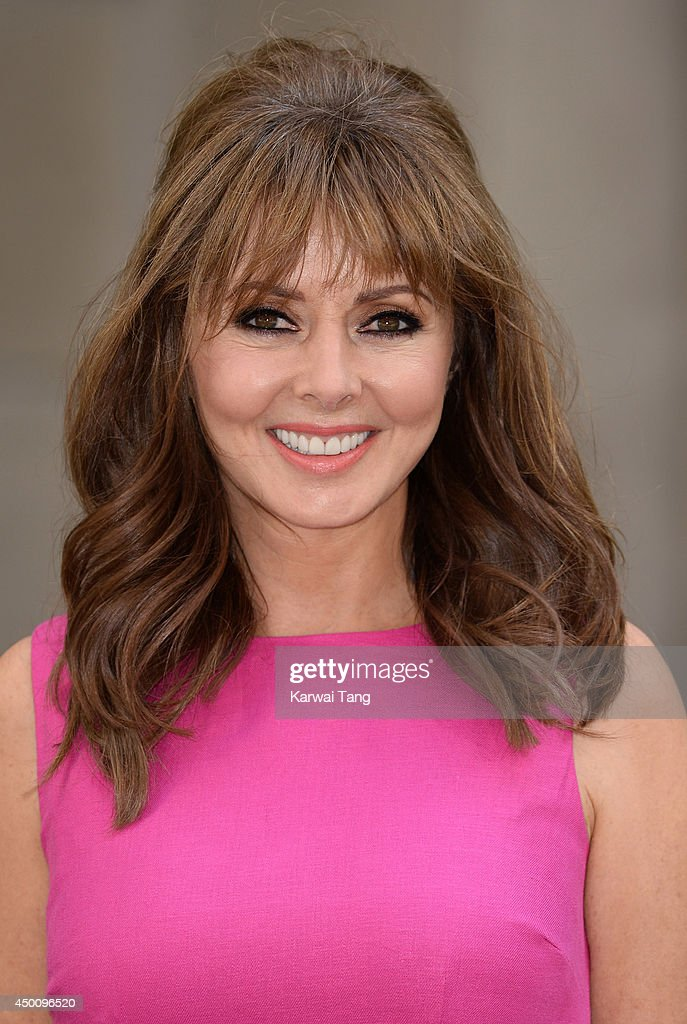 <a gi-track='captionPersonalityLinkClicked' href=/galleries/search?phrase=Carol+Vorderman&family=editorial&specificpeople=209224 ng-click='$event.stopPropagation()'>Carol Vorderman</a> attends a photocall to launch her AW14 collection for isme on June 5, 2014 in London, England.