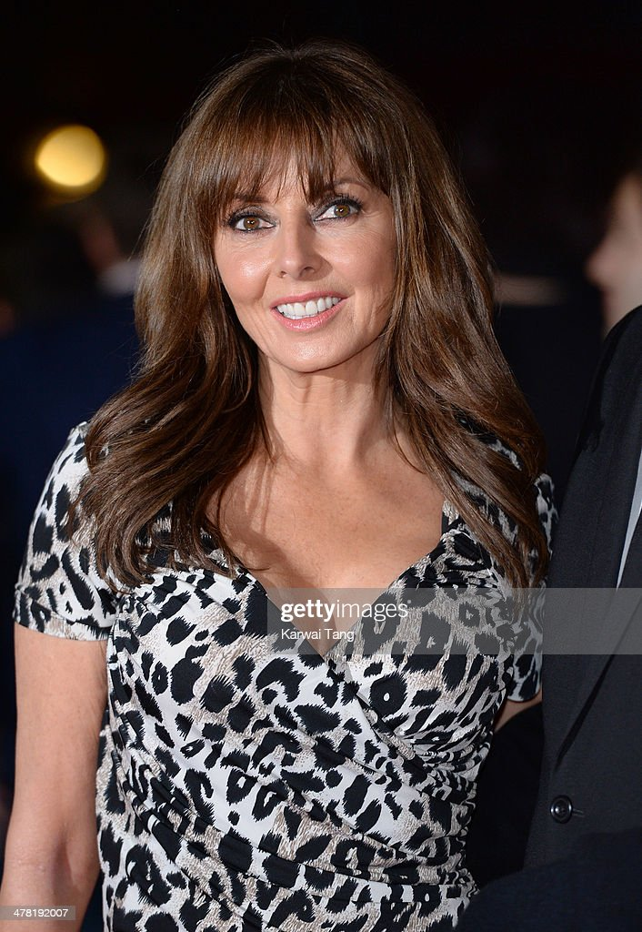 <a gi-track='captionPersonalityLinkClicked' href=/galleries/search?phrase=Carol+Vorderman&family=editorial&specificpeople=209224 ng-click='$event.stopPropagation()'>Carol Vorderman</a> attends the 2014 British Academy Games Awards at Tobacco Dock on March 12, 2014 in London, England.
