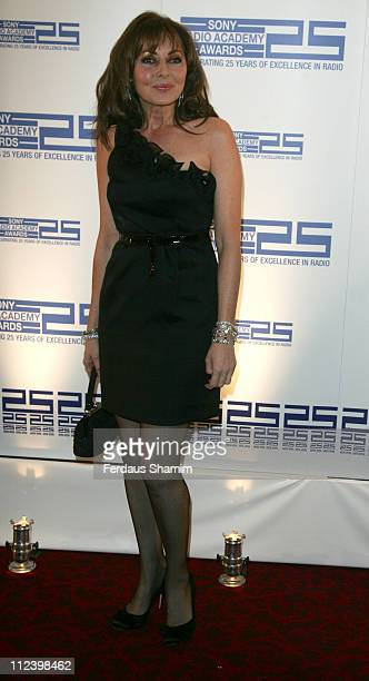 Carol Vorderman during Sony Radio Academy Awards 2007 Outside Arrivals at Grosvenor House Hotel in London United Kingdom