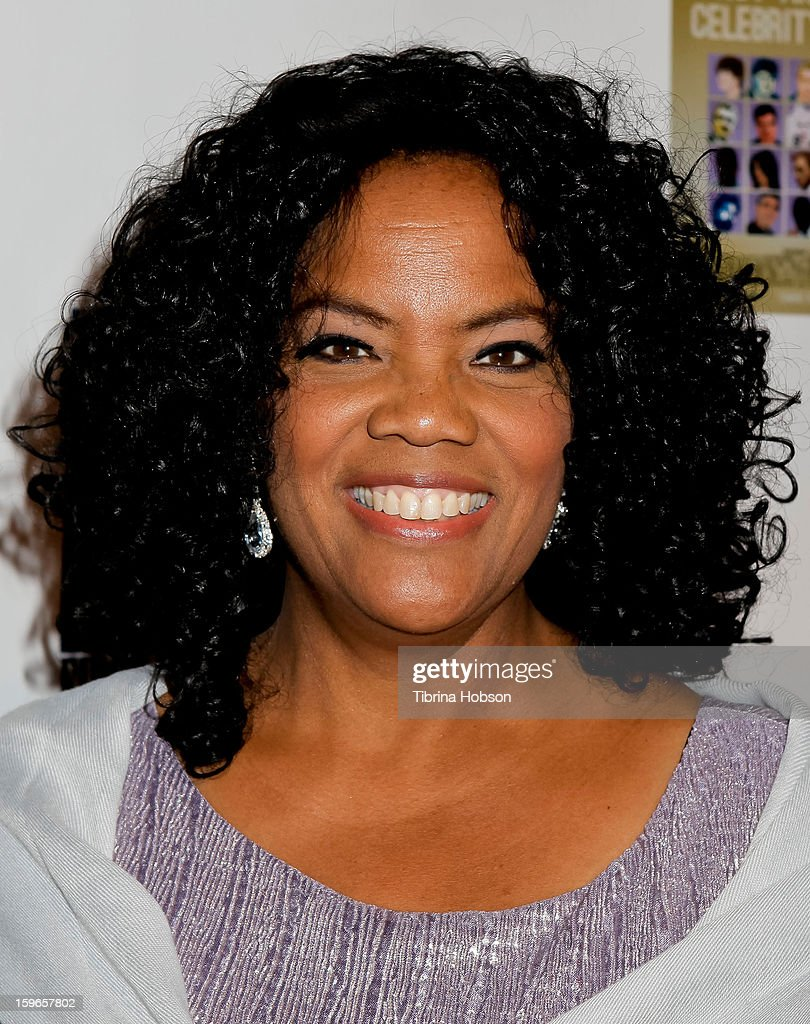 Carol Woodle attends the 'Not Another Celebrity Movie' Los Angeles premiere at Pacific Design Center on January 17, 2013 in West Hollywood, California.