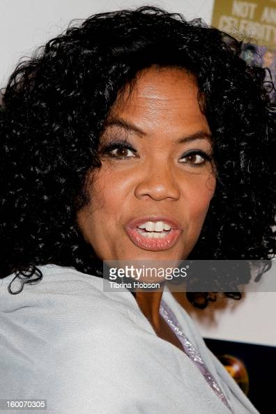 Carol Woodle attends the 'Not Another Celebrity Movie' Los Angeles premiere at Pacific Design Center on January 17 2013 in West Hollywood California