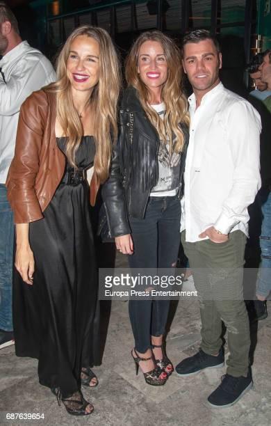 Carola Beleztena Fonsi Nieto and Marta Castro attend the opening of Tatel Restaurant on April 27 2017 in Ibiza Spain attend the opening of Tatel...
