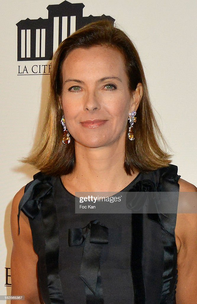 <a gi-track='captionPersonalityLinkClicked' href=/galleries/search?phrase=Carole+Bouquet&family=editorial&specificpeople=208685 ng-click='$event.stopPropagation()'>Carole Bouquet</a> attends 'La Cite Du Cinema' Launch - Red Carpet at Saint Denis on September 21, 2012 Paris, France.