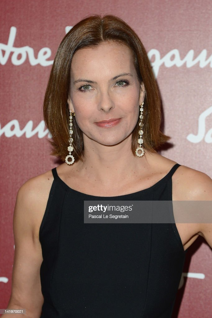 Carole Bouquet attends Leonardo Da Vinci39;s Latest Exhibition :39;The