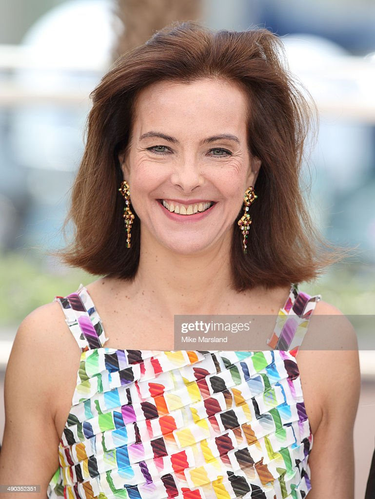 Carole Bouquet attends the Jury photocall at the 67th Annual Cannes