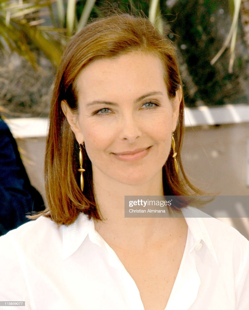 Carole Bouquet during 2005 Cannes Film Festival  Nordeste Photocall
