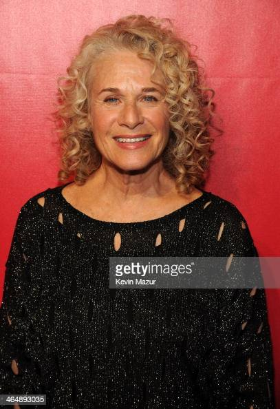 Carole King attends 2014 MusiCares Person Of The Year Honoring Carole King at Los Angeles Convention Center on January 24 2014 in Los Angeles...