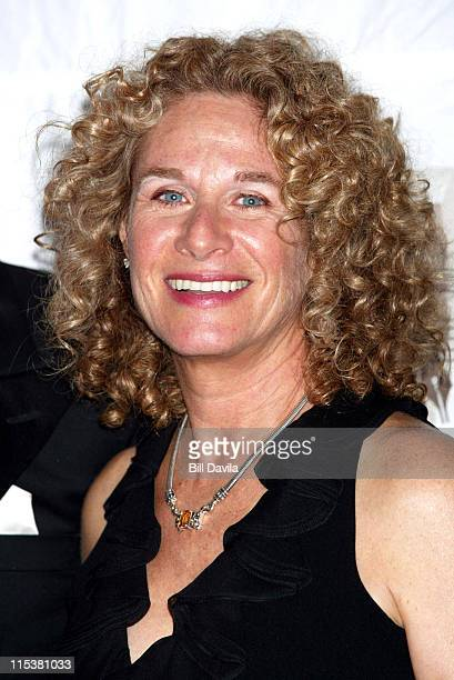 Carole King during 33rd Annual Songwriters Hall of Fame Awards at Sheraton Hotel in New York City New York United States
