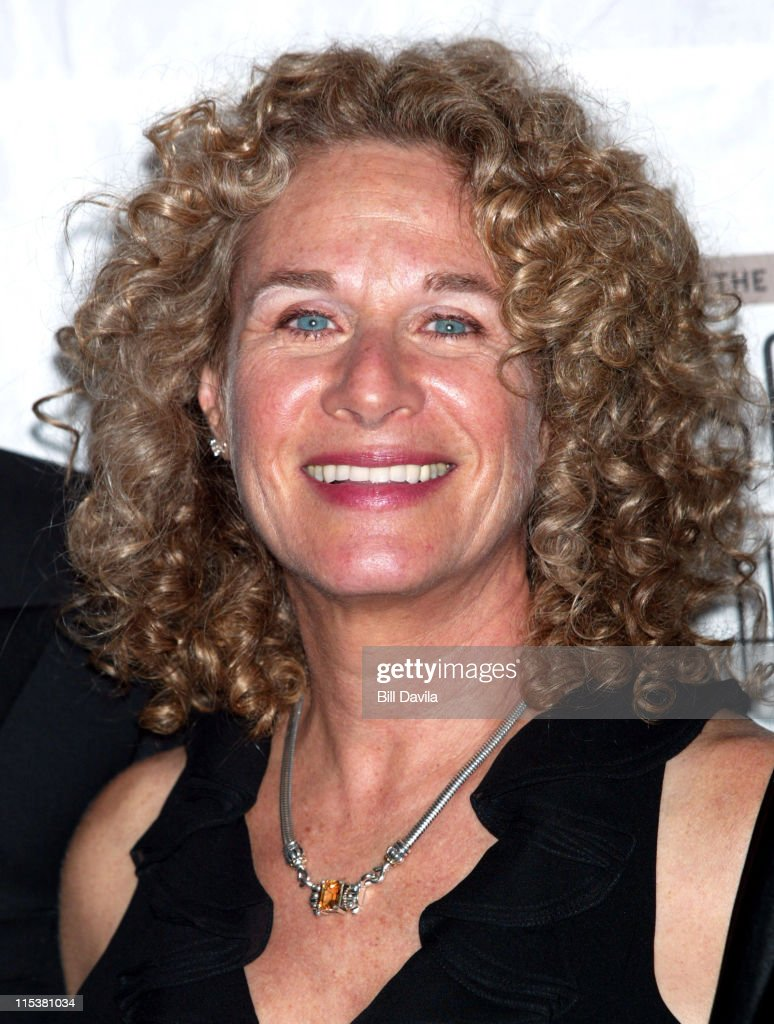 Carole King during 33rd Annual Songwriters Hall of Fame Awards at Sheraton Hotel in New York City, New York, United States.