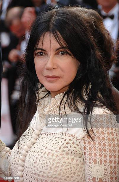 Carole Laure during 2006 Cannes Film Festival Opening Night Gala and World Premiere of 'The Da Vinci Code' Arrivals at Palais de Festival in Cannes...