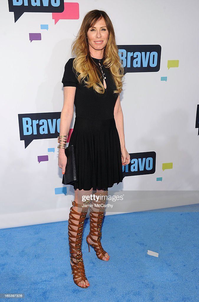 Carole Radziwill attends the 2013 Bravo New York Upfront at Pillars 37 Studios on April 3, 2013 in New York City.