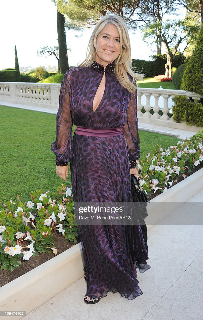 Carolin Dendler attends amfAR's 20th Annual Cinema Against AIDS during The 66th Annual Cannes Film Festival at Hotel du Cap-Eden-Roc on May 23, 2013 in Cap d'Antibes, France.