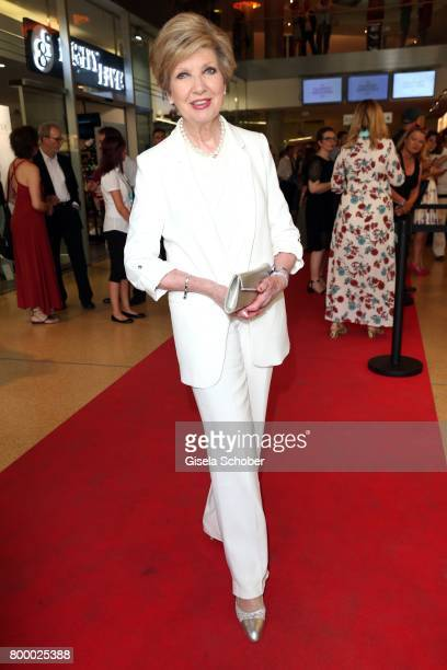 Carolin Reiber during the opening night of the Munich Film Festival 2017 at Mathaeser Filmpalast on June 22 2017 in Munich Germany