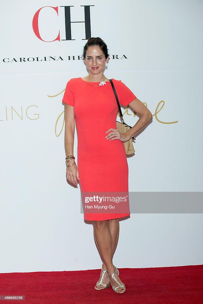 CH Carolina Herrera Launch Photocall