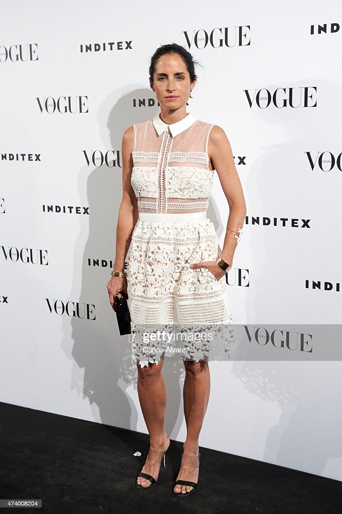 'Vogue Who's On Next' Party in Madrid