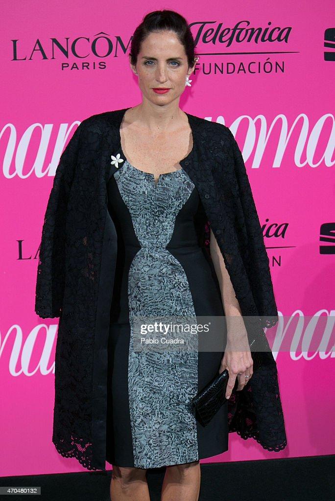 'Woman Awards' 2015