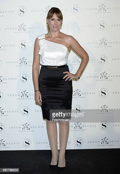 Carolina Casado attends Anton Heunis Jewelry 10th anniversary at the Sala de Alhajas on May 21 2014 in Madrid Spain