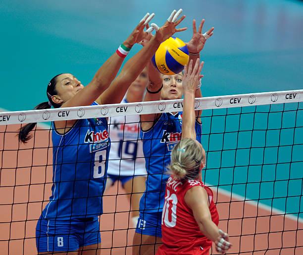 Women Volleyball European Championship - Italy v Croatia ...