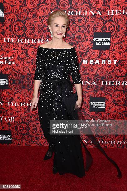 Carolina Herrera attends 'An Evening Honoring Carolina Herrera' at Alice Tully Hall at Lincoln Center on December 6 2016 in New York City