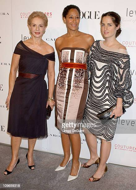 Carolina Herrera Tracee Ellis Ross and Carolina Jr