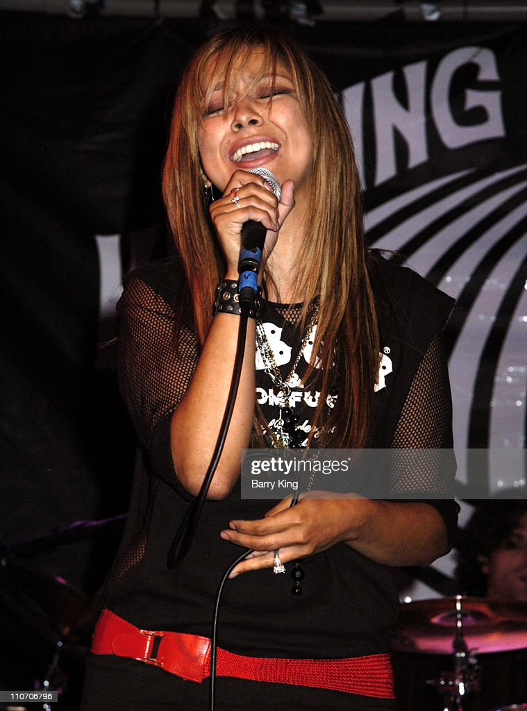 Carolina Hoyos during Celebrate Life! Benefit Concert For American Foundation For Suicide Prevention - Red Carpet and Inside at Knitting Factory in Hollywood, CA., United States.