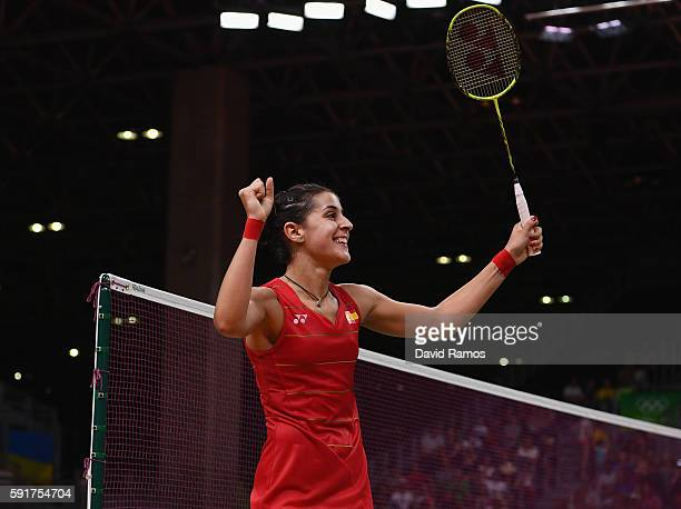 Carolina Marín Stock Photos and Pictures | Getty Images