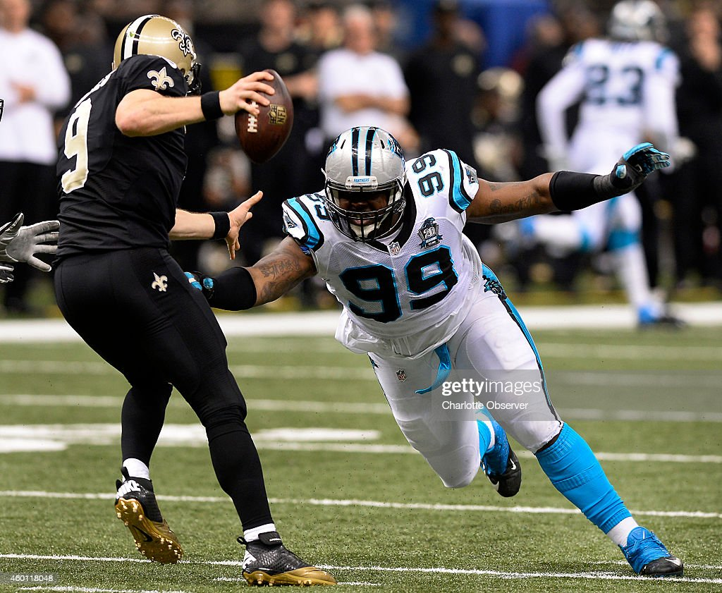 Carolina Panthers at New Orleans Saints