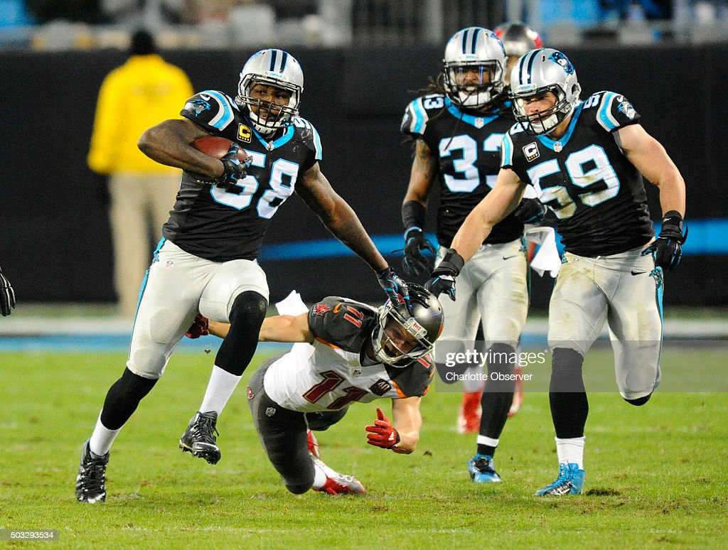american football panthers