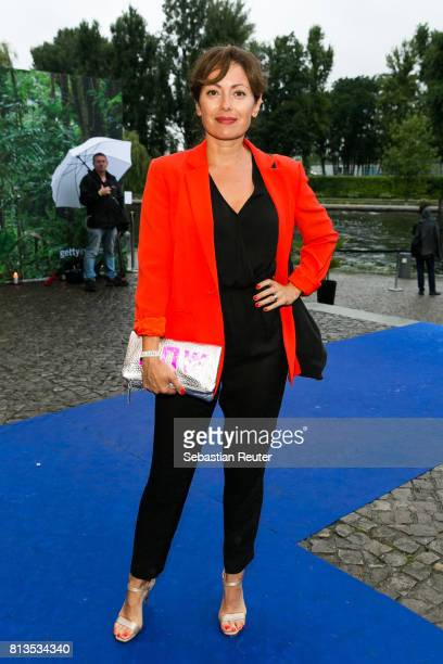 Carolina Vera attends the summer party 2017 of the German Producers Alliance on July 12 2017 in Berlin Germany