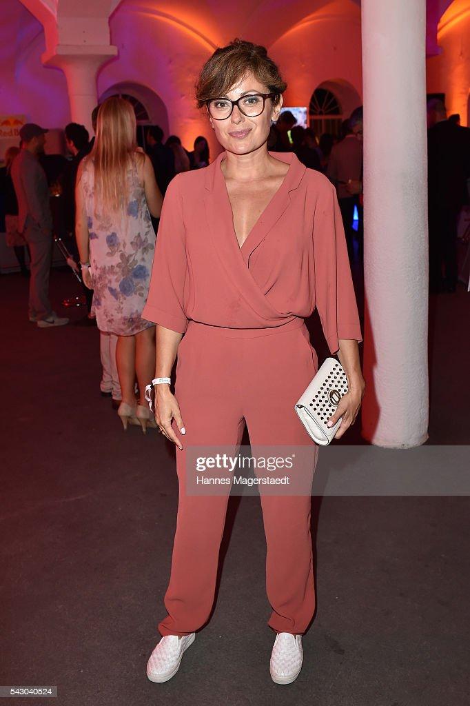 Carolina Vera during the Audi Director's Cut during the Munich Film Festival 2016 at Praterinsel on June 25, 2016 in Munich, Germany.