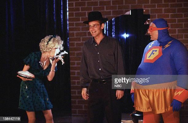 CITY 'Caroline and the Comic' Episdoe 8 Air Date Pictured Lea Thompsom as Caroline Duffy Malcome Gets as Richard Karinsky Judd Hirsch as Ben Karinsky