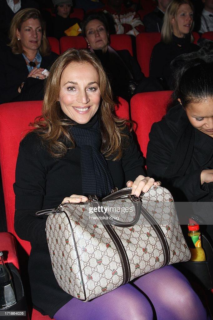 Caroline Beil at the Premiere of 'Seven Pounds' in Cinestar at Potsdamer Platz in Berlin on 060109