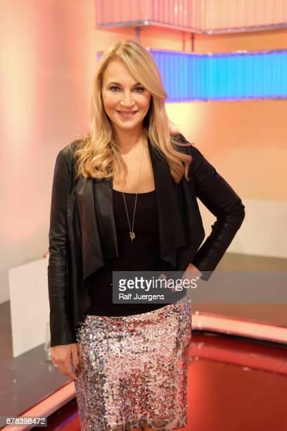 Caroline Beil attends the 22nd RTL Telethon on November 23 2017 in Huerth Germany