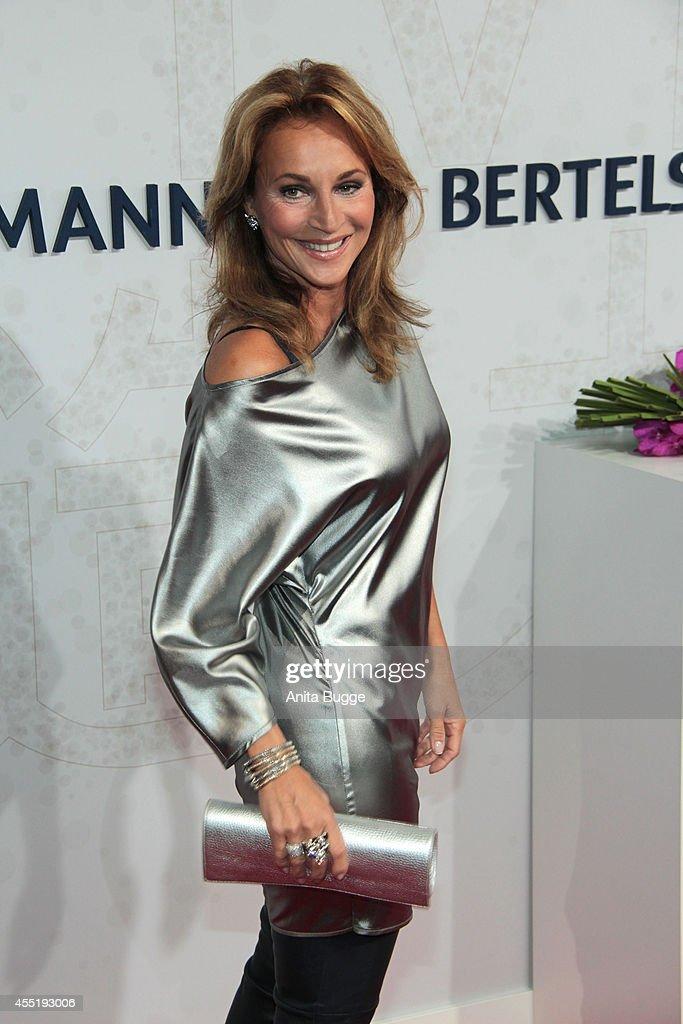 Caroline Beil attends the Bertelsmann Summer Party at the Bertelsmann representative office on September 10 2014 in Berlin Germany