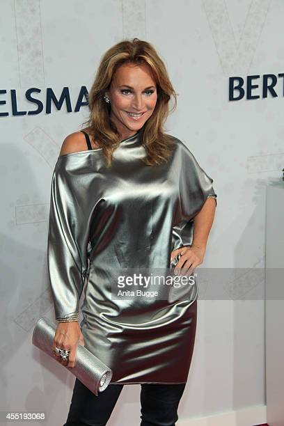 Caroline Beil attends the Bertelsmann Summer Party at the Bertelsmann representative office on September 10 2014 in Berlin Germany