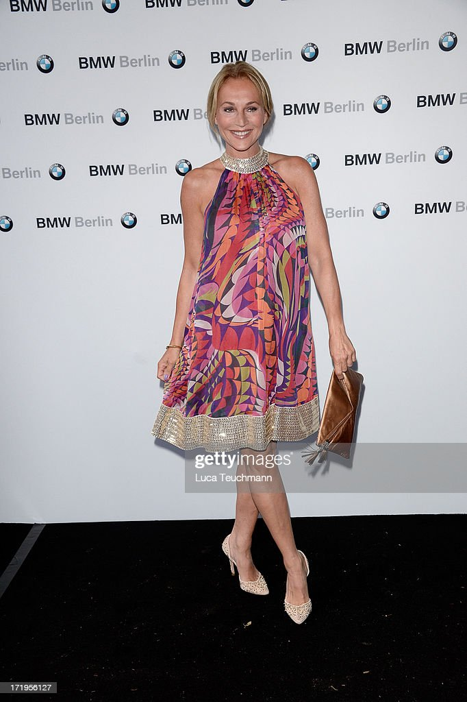 Caroline Beil attends the 'BMW Golf Cup International 2013 - Charity Gala' at BMW Berlin on June 29, 2013 in Berlin, Germany.