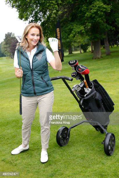 Caroline Beil attends the 'Camp David Eagles Hauptstadt Golf Cup' on May 19 2014 in Berlin Germany