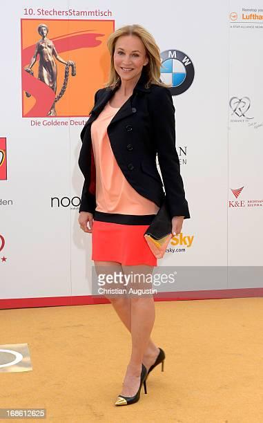 Caroline Beil attends the charity event 'Die Goldene Deutschland' at MS Deutschland on May 12 2013 in Hamburg Germany
