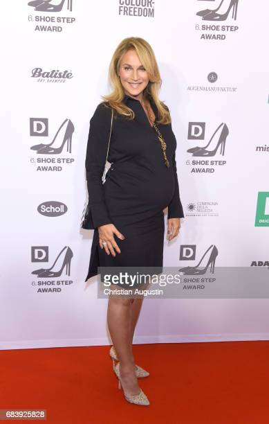 Caroline Beil attends the Deichmann Shoe Step of the year award at Curio Haus on May 16 2017 in Hamburg Germany