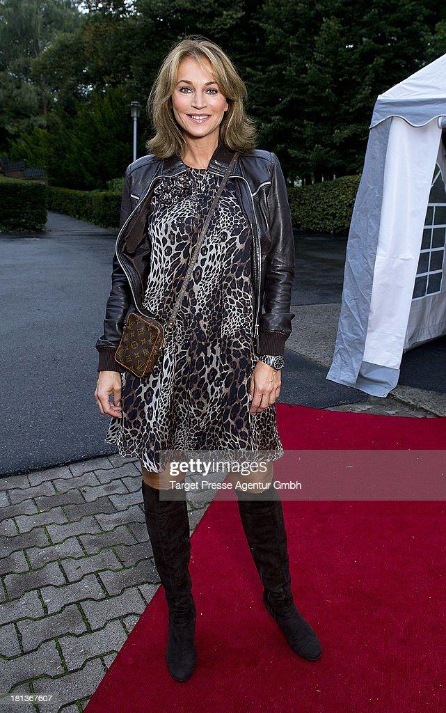 Caroline Beil attends the 'Fest der Eleganz und Intelligenz' at Villa Siemens on September 20, 2013 in Berlin, Germany.