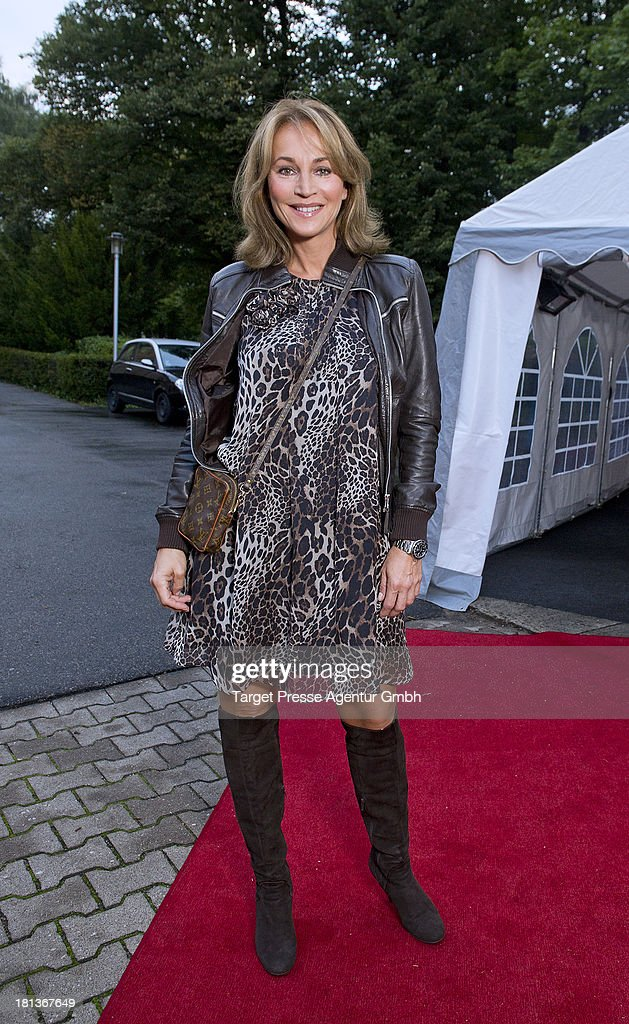Caroline Beil attends the 'Fest der Eleganz und Intelligenz' at Villa Siemens on September 20, 2013 in Berlin, Germany.